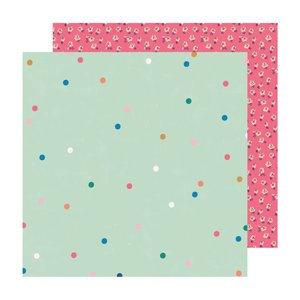 "Papel 12""x12"" Sweet Story Sparkle"