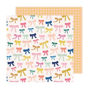 "Papel 12""x12"" Sweet Story Ponytail"