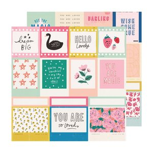 "Papel 12""x12"" Sweet Story Confection"