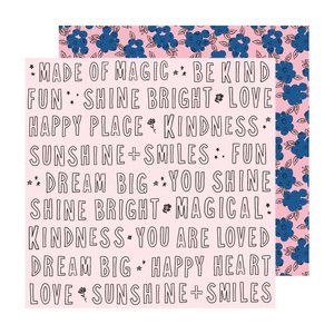 "Papel 12""x12"" Sweet Story Kindness"