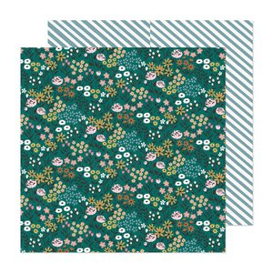 "Papel 12x12"" Marigold Best Day"