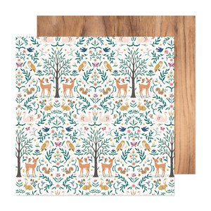"Papel 12x12"" Marigold Very Dear"