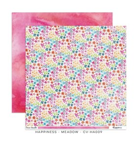 "Papel 12""x12"" Happiness Meadow"