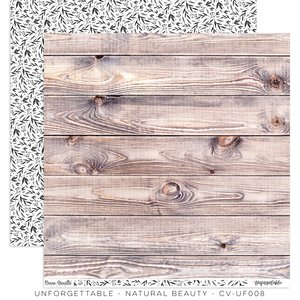 """Papel 12""""x12"""" Unforgettable Natural Beauty"""