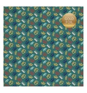 Prince Charming -Gold Foil