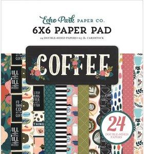 Coffee Pad 6x6