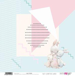 "Papel 12x12"" Sweet Geometrical World 11"