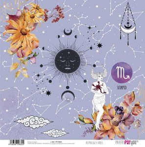 Papel Astrology Vibes Scorpio