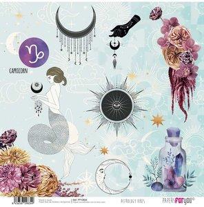 Papel Astrology Vibes Capricorn