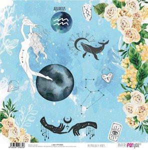 Papel Astrology Vibes Aquarius