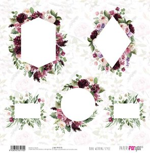 "Papel 12x12"" Papers For You Boho Wedding Style 11"