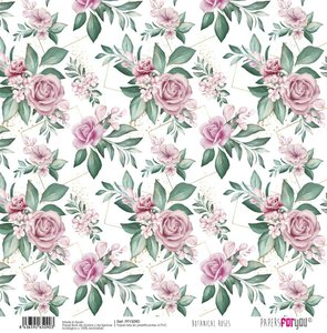 """Papel Tela 12x12"""" Papers For You The Flowering Project 4"""
