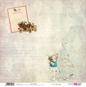 "Papel 12x12"" Papers For You Last Christmas 6"