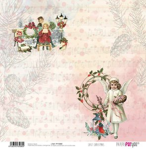 "Papel 12x12"" Papers For You Last Christmas 7"
