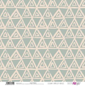 """Papel 12x12"""" Papers For You Elegant Simplicity 3"""