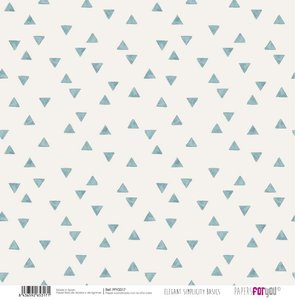 """Papel 12x12"""" Papers For You Elegant Simplicity 6"""