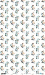 Papel de arroz 54x33 cm Papers For You Baby Boy World 2