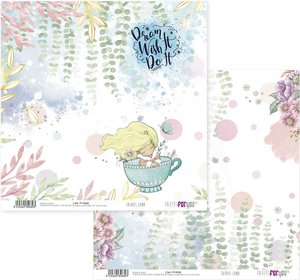 """Papel 12x12"""" Papers For You Fairies Land 1"""