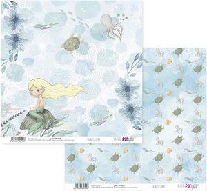 """Papel 12x12"""" Papers For You Fairies Land 3"""