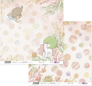 """Papel 12x12"""" Papers For You Fairies Land 4"""