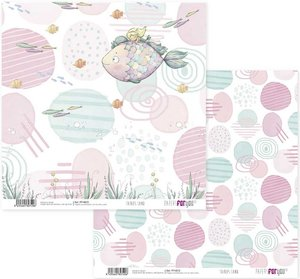 """Papel 12x12"""" Papers For You Fairies Land 5"""