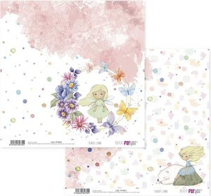 """Papel 12x12"""" Papers For You Fairies Land 6"""