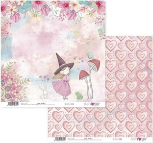 """Papel 12x12"""" Papers For You Fairies Land 10"""