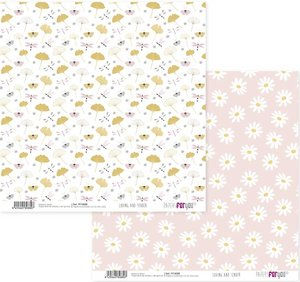"""Papel 12x12"""" Papers For You Loving and Tender 1"""