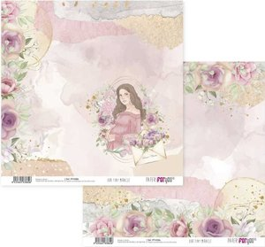 """Papel 12x12"""" Papers For You Our Tiny Miracle 1"""