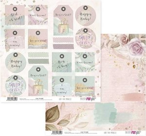 """Papel 12x12"""" Papers For You Our Tiny Miracle 4"""
