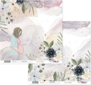 """Papel 12x12"""" Papers For You Our Tiny Miracle 8"""