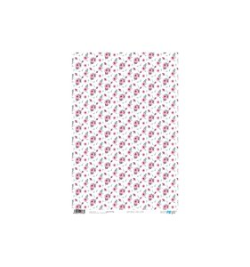 Papel Cartonaje Pink Flora