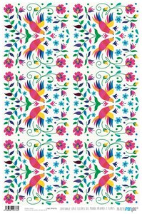 Papel Cartonaje Colores del Mundo 2