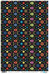 Papel Cartonaje Colores del Mundo 3