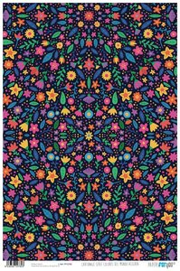 Papel Cartonaje Colores del Mundo 6