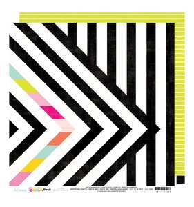 """Papel 12""""x12"""" Color Fresh Bright and Bold"""