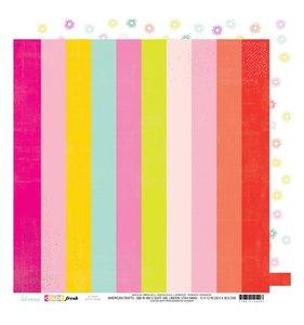 """Papel 12""""x12"""" Color Fresh Spectrum"""