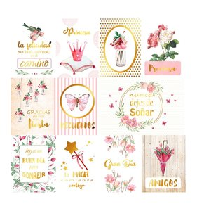 Princess Garden Song of Birds con foil