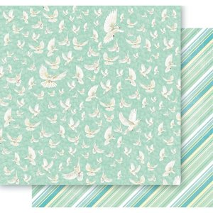 "Papel 12x12"" Holy Mint Days - Freedom"