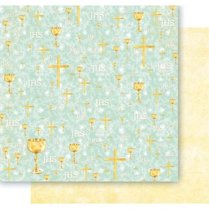 "Papel 12x12"" Holy Mint Days - Son of God"