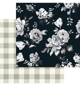 Papel My Mind's Eye Gingham Hannah