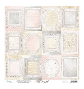 "Papel 12""x12"" Mintay Marry Me 6"