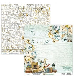 """Papel 12""""x12"""" Old Manor 01"""
