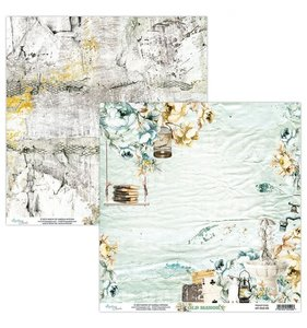 """Papel 12""""x12"""" Old Manor 03"""