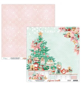 "Papel 12""x12"" Sweetest Christmas 01"