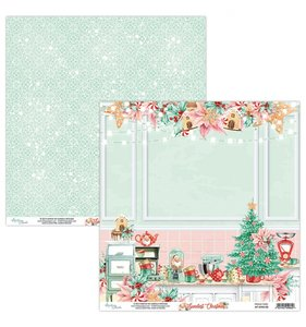 "Papel 12""x12"" Sweetest Christmas 03"