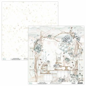 "Papel 12x12"" Mintay Col. Precious Moment 02"