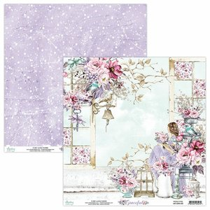 "Papel 12x12"" Mintay Col. Graceful 03"