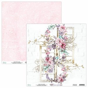 "Papel 12x12"" Mintay Col. Graceful 04"