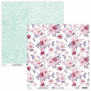 "Papel 12x12"" Mintay Col. Graceful 05"